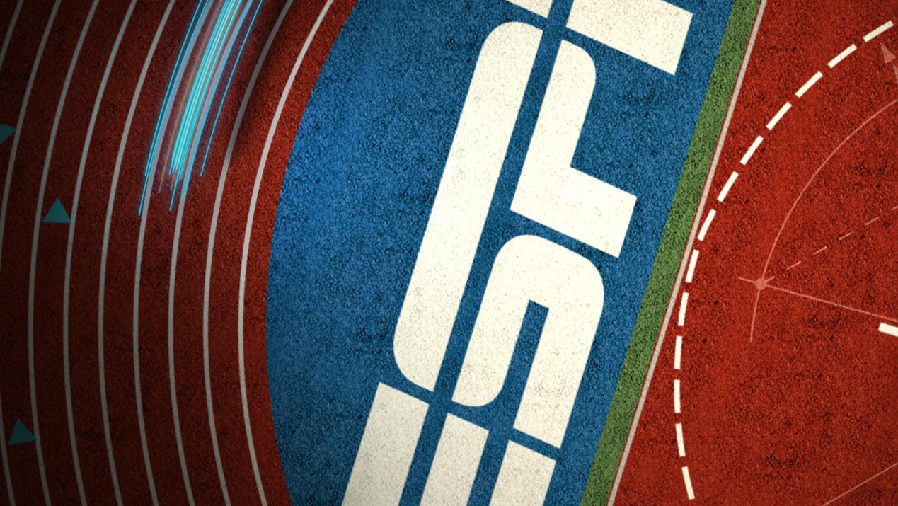 ESPN TRACK & FIELD STILLS