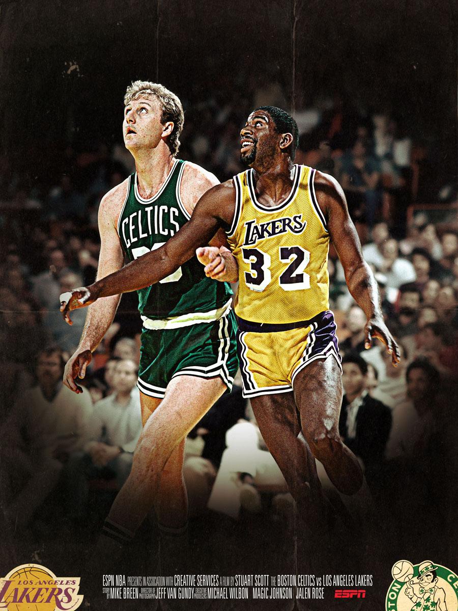 NBA POSTER SERIES – Legacy
