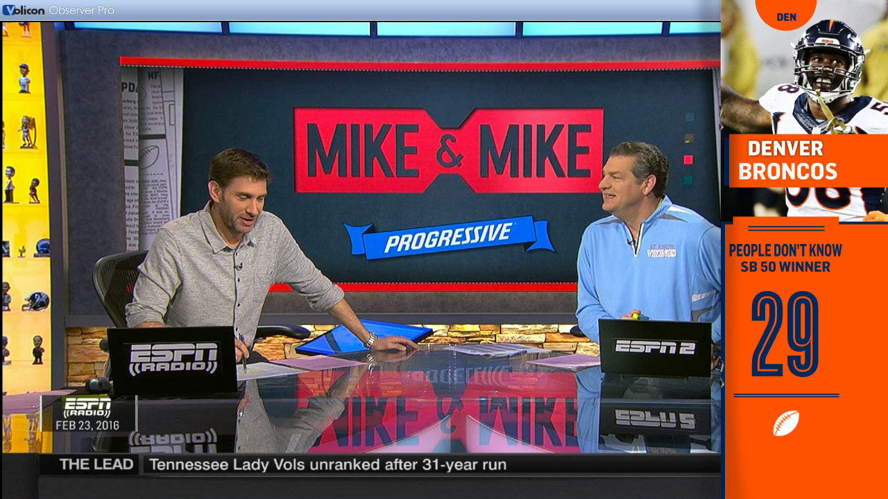 2016 MIKE & MIKE REBRAND – Graphics