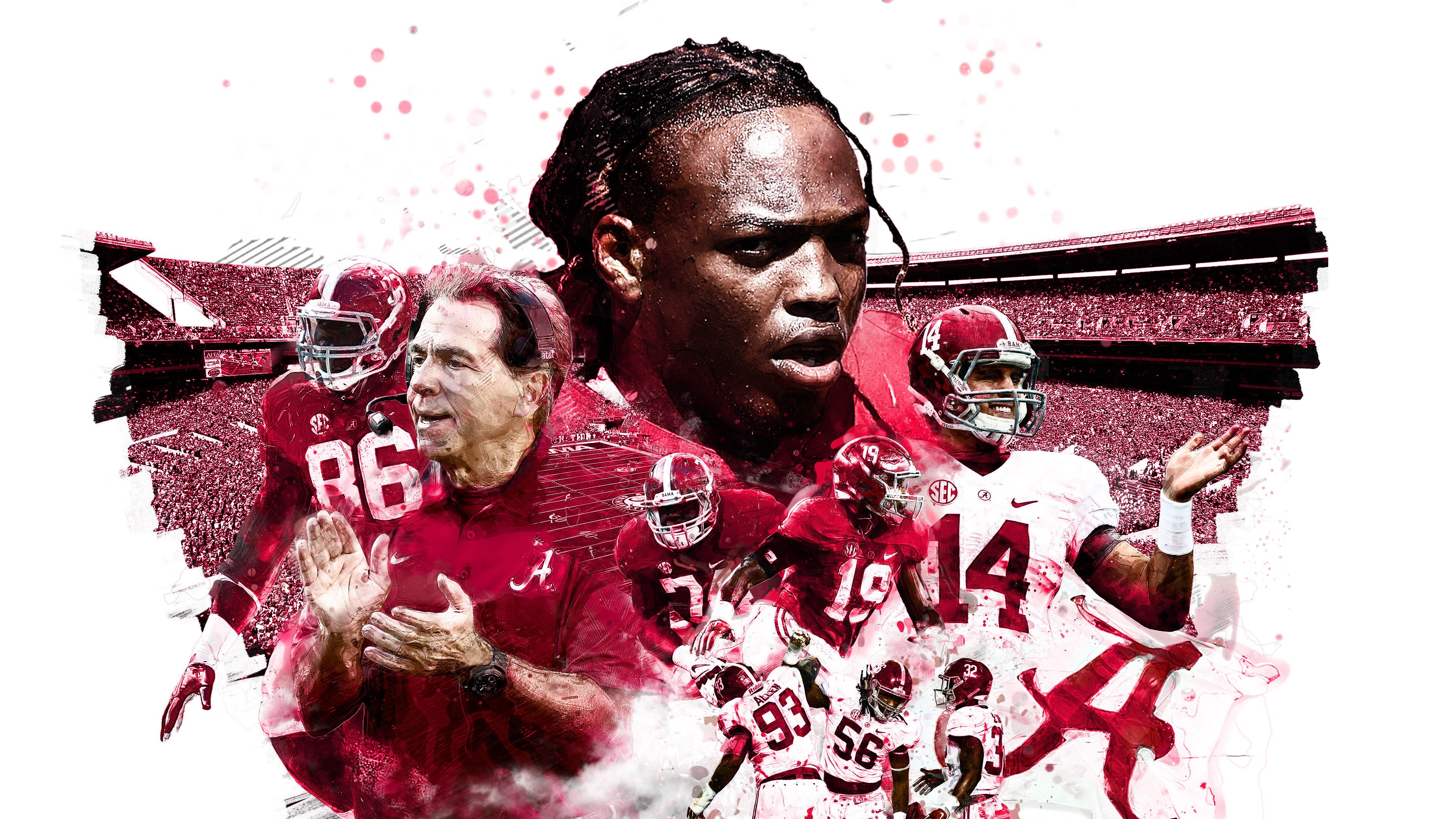2015 COLLEGE FOOTBALL PLAYOFF – POSTERS