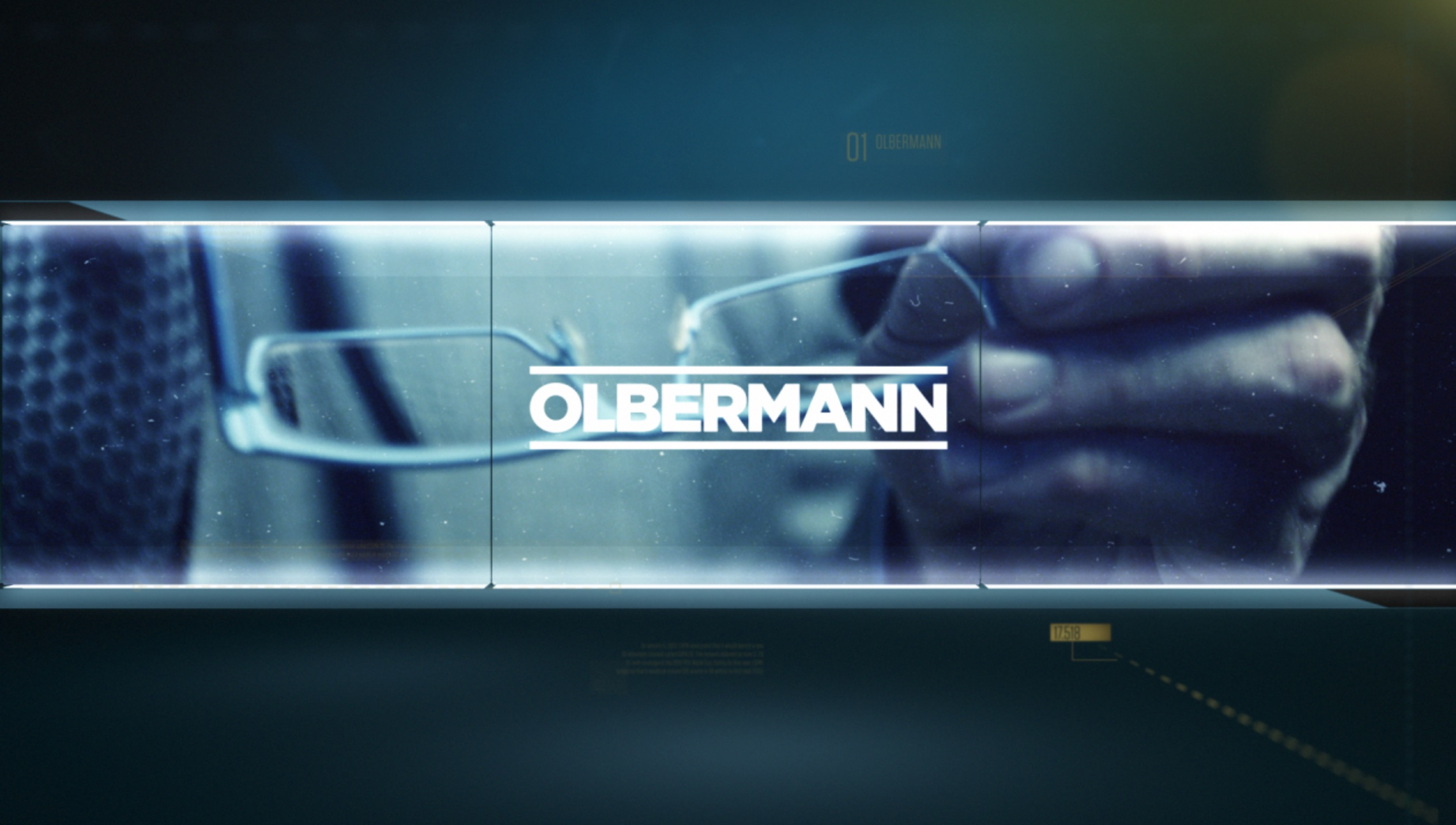 OLBERMANN – STILLS